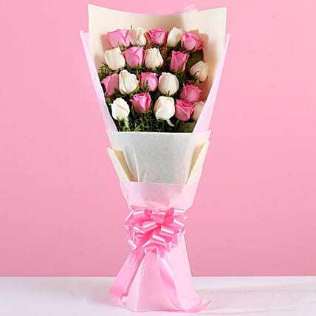 Elegant Roses Bunch