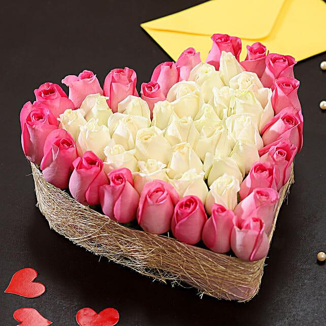 Beautiful Rose Arrangement for Her