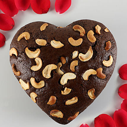 choco nut dry cake online:Cake Delivery in Nawada
