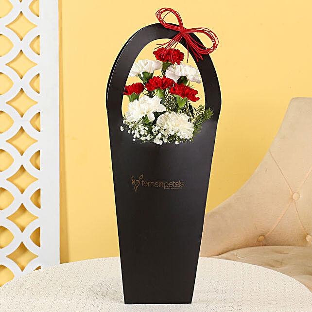 carnation flower  for him