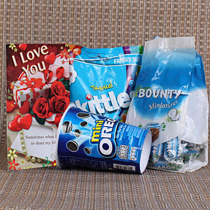 online vday special combo:Candies