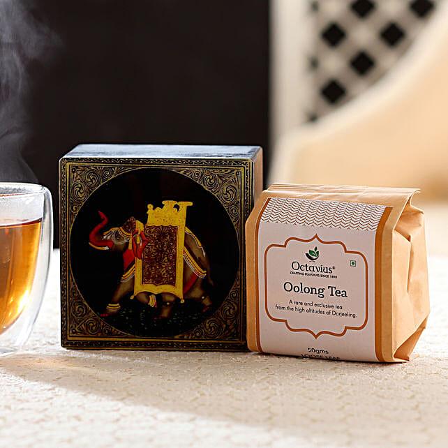 Green Tea In Cute Box Online