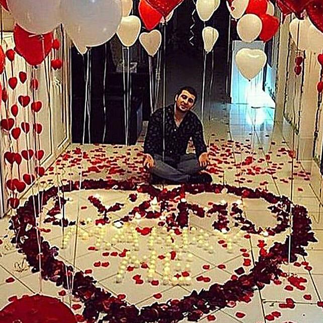 Marry Me Love Surprise
