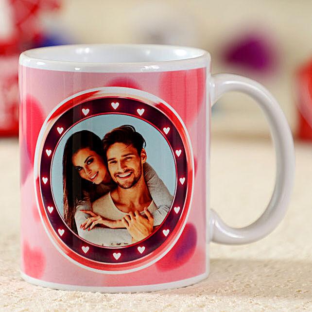 Personalised Couple White Mug