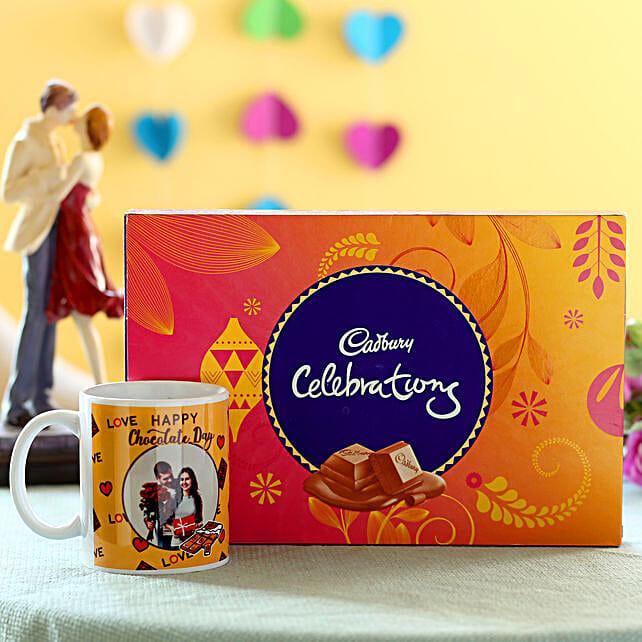 Chocolate Day Greetings Combo