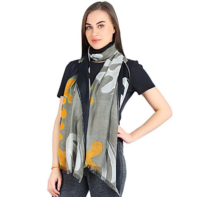 retro style shawl for ladies online