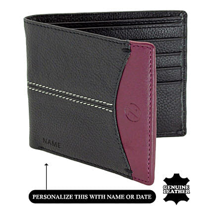 Men's Bi-Fold Wallet Online