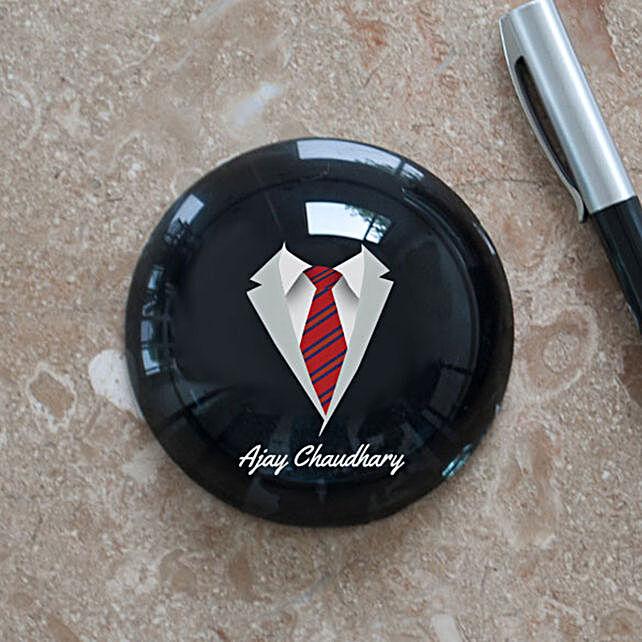 Personalised Gentleman's Paperweight