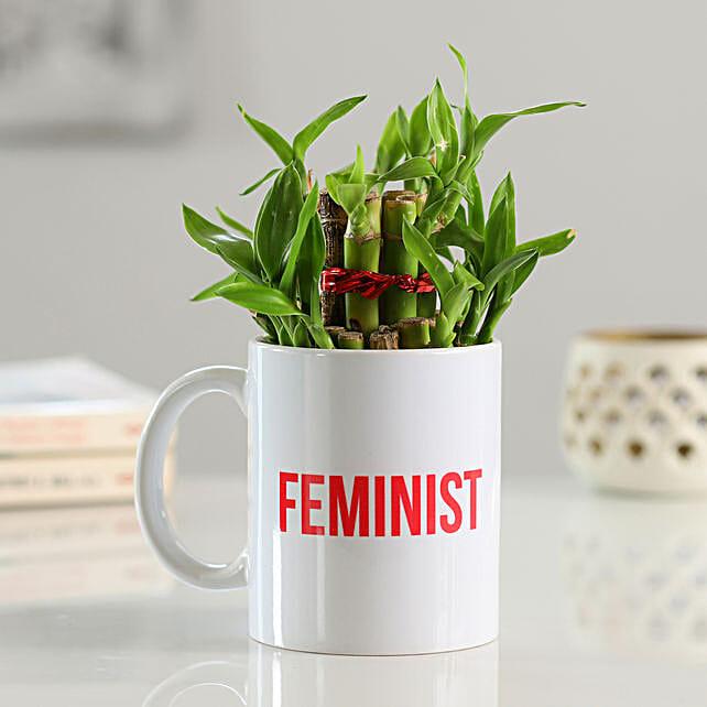 Feminist Printed Mug Online