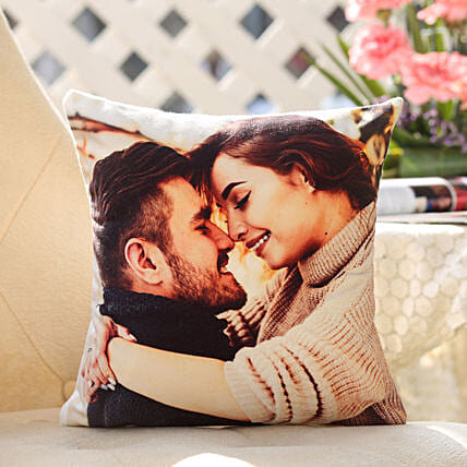 customized photo cushion for her online