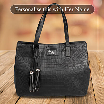 Black Handbag for Ladies Online