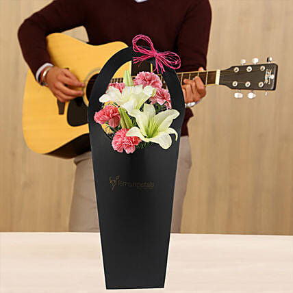 Beautiful Flowers Melodous Rhythms Combo