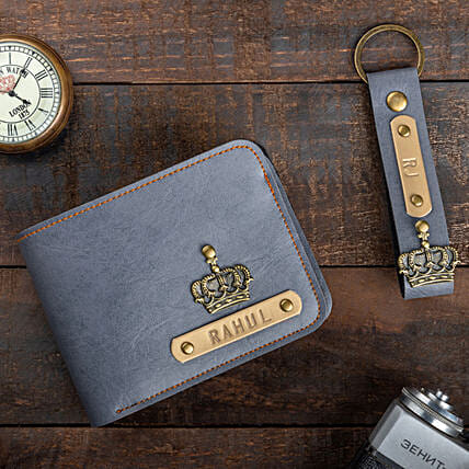 Keychain And Wallet Personalised Online