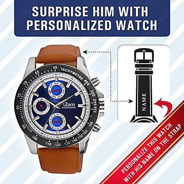 personalised watch online