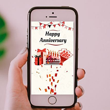 Mobile APP Puzzle Game For Anniversary