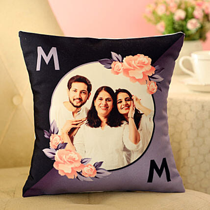 For Fabulous Mom Personalised Cushion