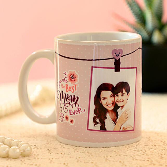 Personalised Perfect Mom Special Mug