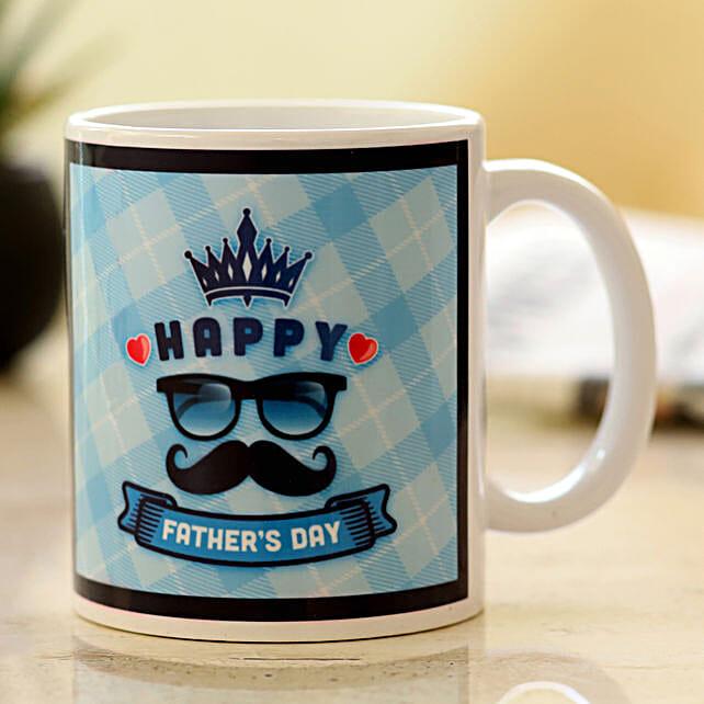 Unique Fathers Day Printed Mug
