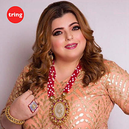 Delnaaz Irani Personalised Recorded Video Message:Celebrity Personalised Video Messages