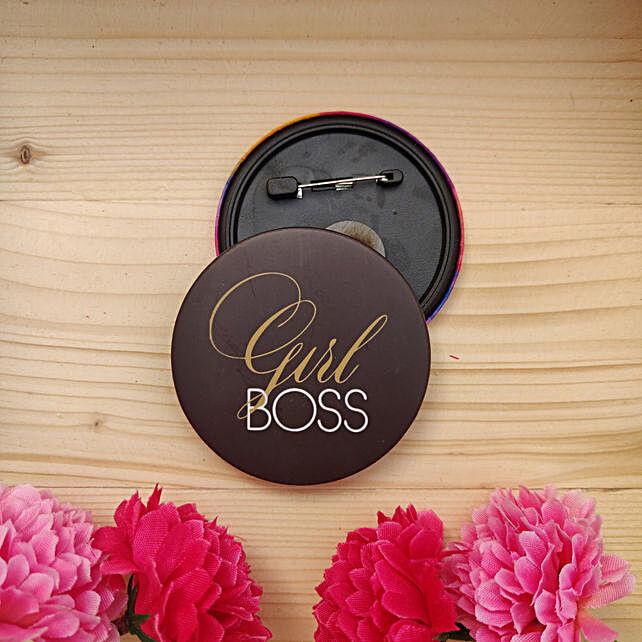 Girl Boss Badge:Send Gifts to Krishnagiri