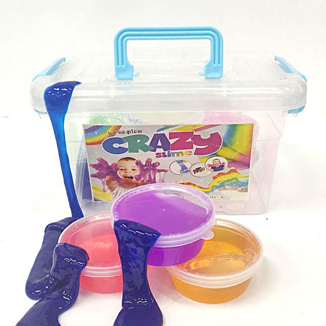 Colour Slime Set Online