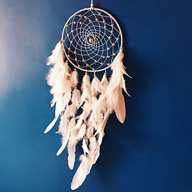 pearl dreamcatcher decor:Dream Catchers