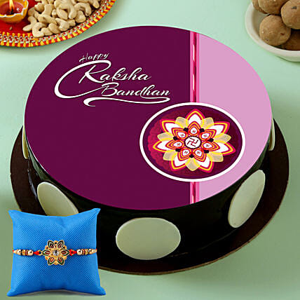 Exclusive Cake for Raksha Bandhan