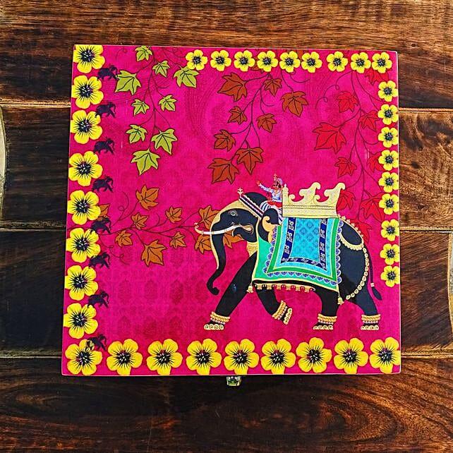 Online Maharaja Print Box