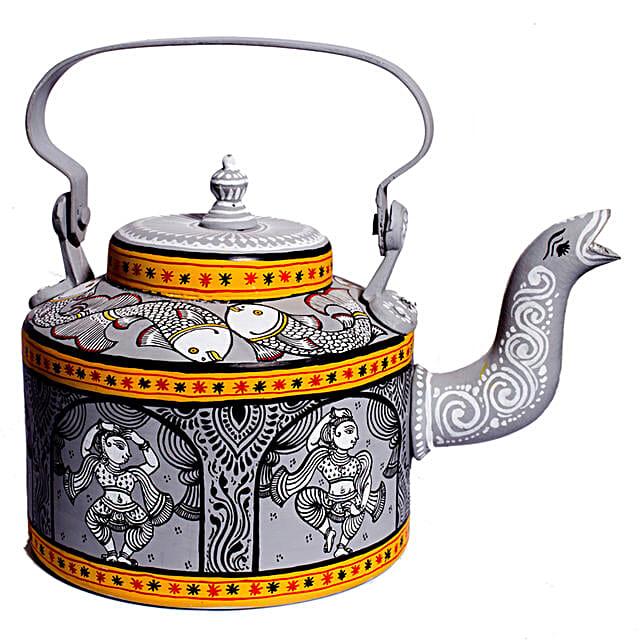 Exclusive Pattachitra Teapots Online