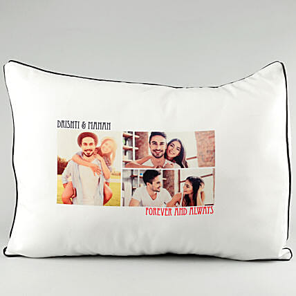 Photo Pillow Cover For Family Online:Personalised Pillow-covers