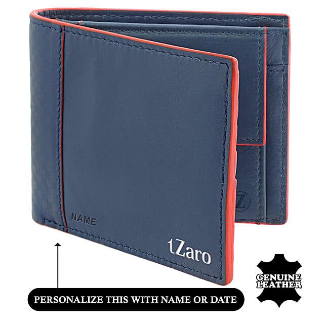 Online Customised Men's Wallet