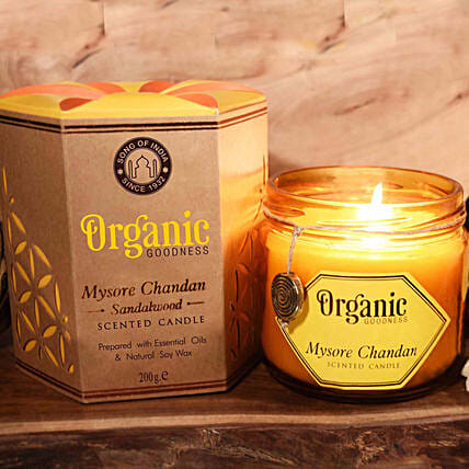 SoyWax & Beeswax Candles:Wedding Gifts for Friend