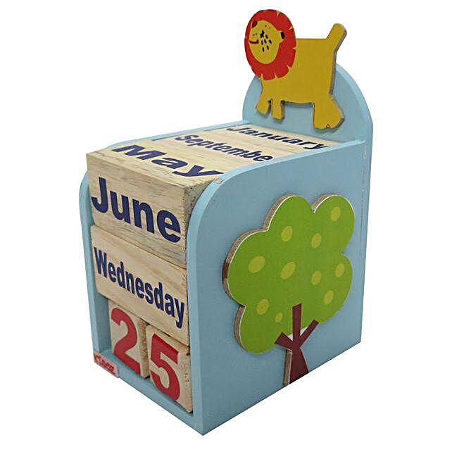 Online Calendar Animal