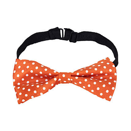 Online Polka Dots Bow For Pet