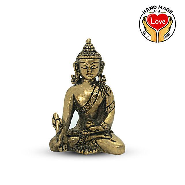 Handcradred Buddha Hand down Kamandal Online
