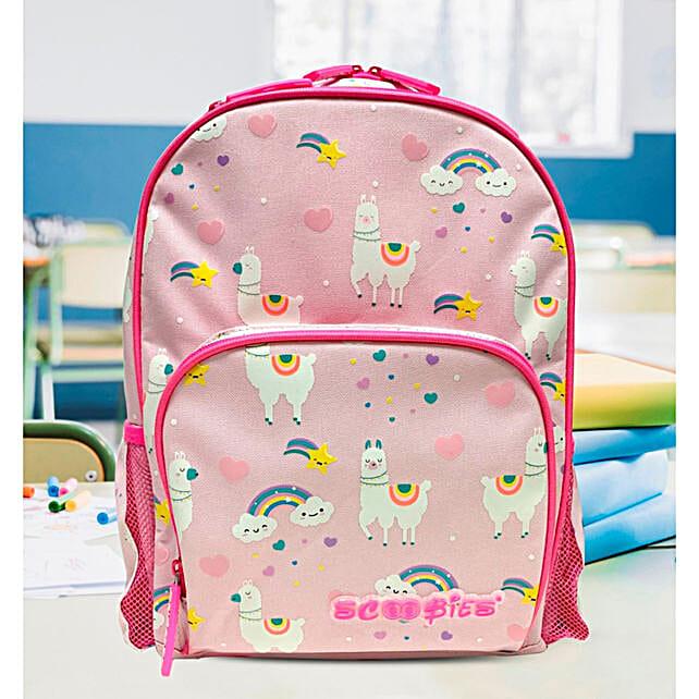 Lama Glow Preschool Bag