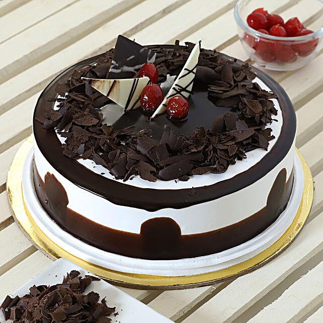 black forest cake online:Send Black Forest Cake