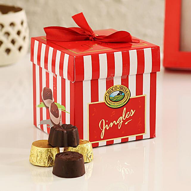 online choco jingles box:Handmade Chocolate Box