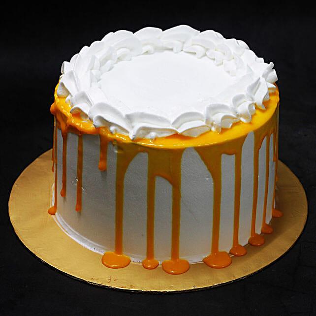 Caramel Drizzle Cake