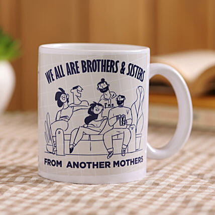 Bro Sis From Another Mother Mug
