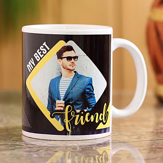 My Best Friend Personalised Mug