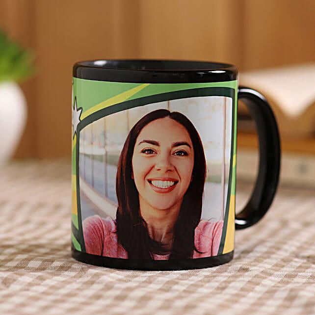 Star Of My Life Personalised Mug