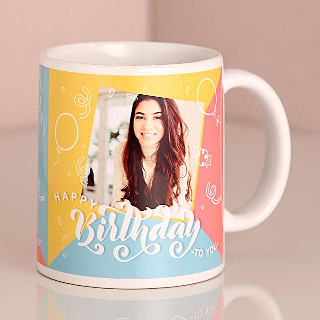 personalised birthday mug online