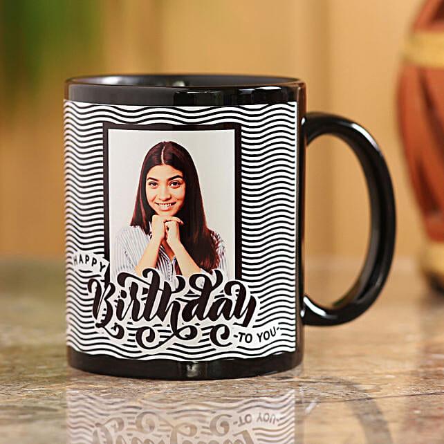 birthday personalised mug for her
