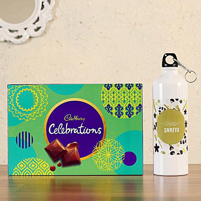 Cadbury Celebrations Personalised Bottle