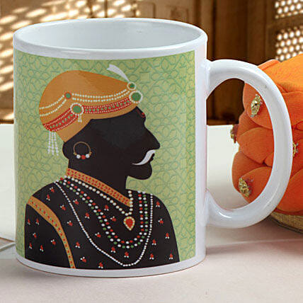 Sip Of Tradition Mug Hand Delivery
