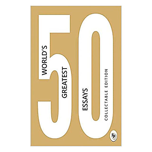 online50 World'S Greatest Essays book