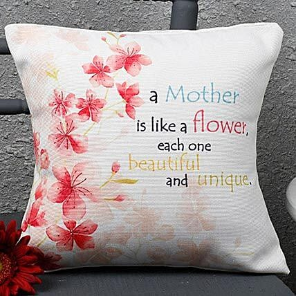 Blossom Mothers Day Cushion Hand Delivery