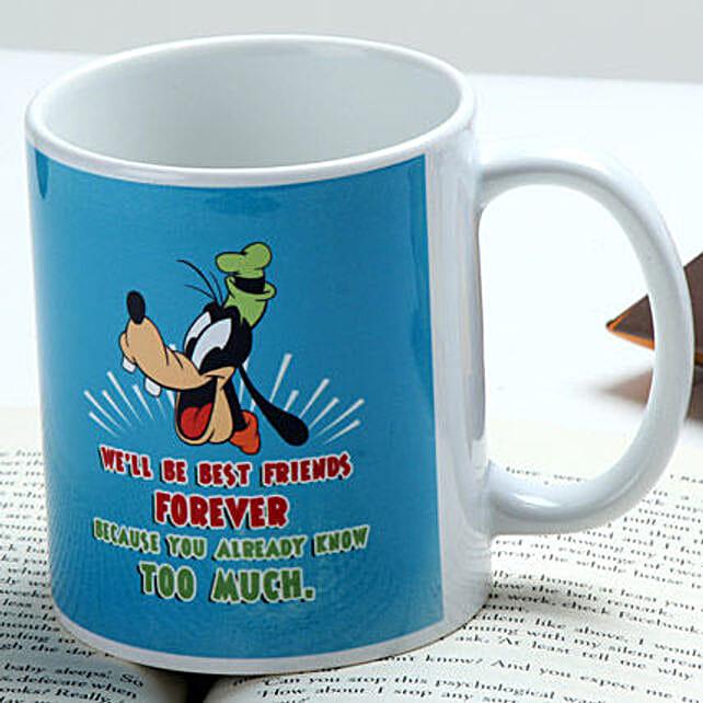 World Best Friend Mug Hand Delivery