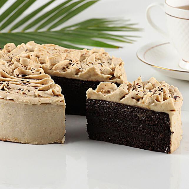 Coffee Cream Fit Cake 500 gms